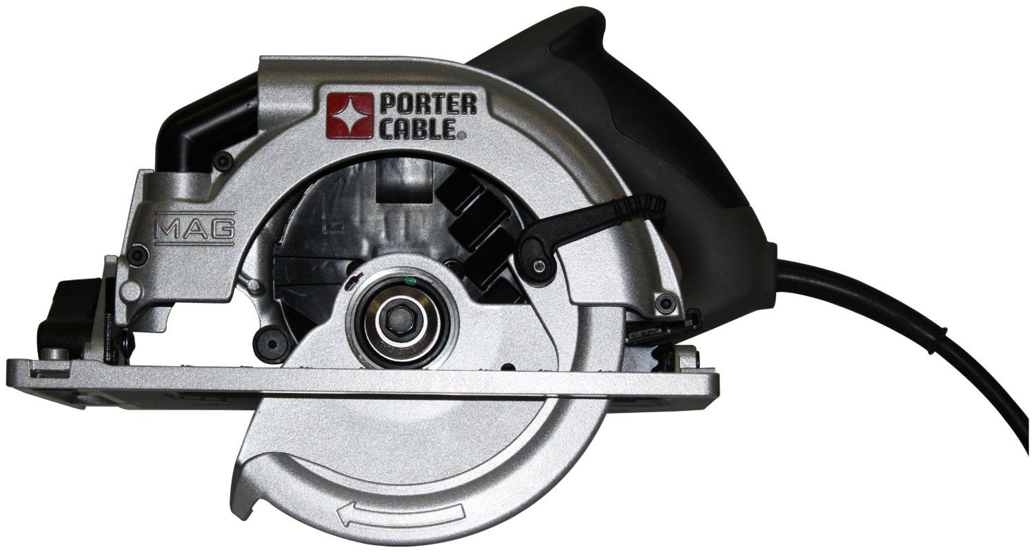 Porter cable 423mag 15 amp 7 14 inch circular saw with blade left porter cable 423mag 15 amp 7 14 inch circular saw with greentooth Gallery
