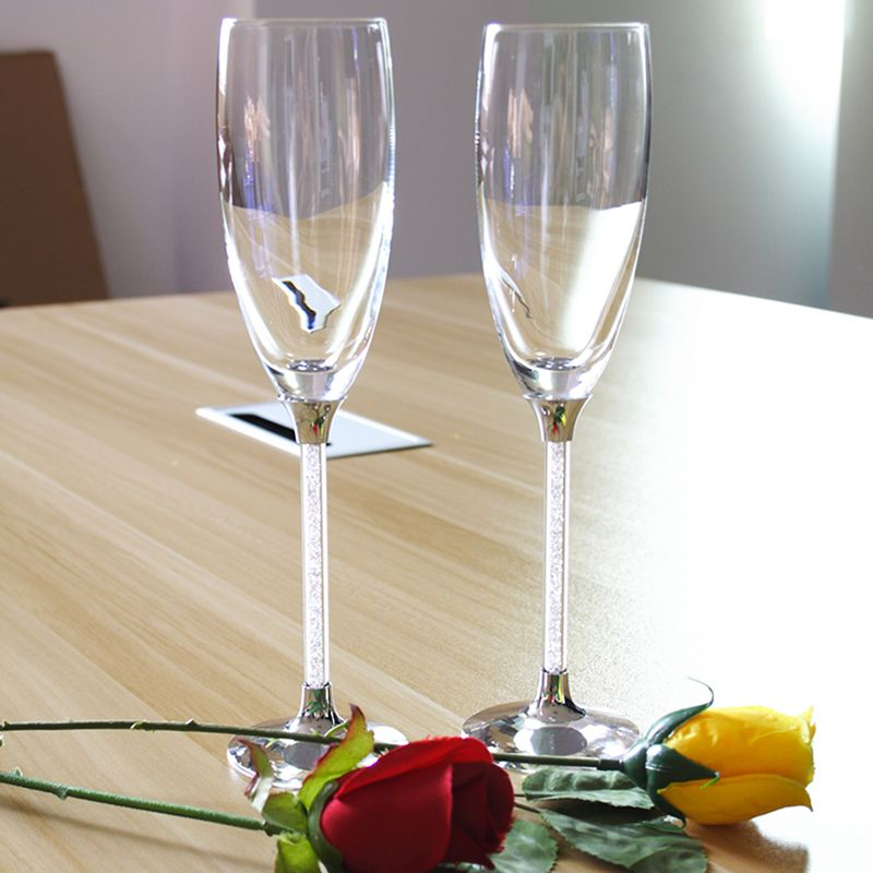 Cheap Wedding Glasses For Champagne Buy Quality Toast Cups Directly From China Flutes Suppliers Personalized Party Decoration Cup