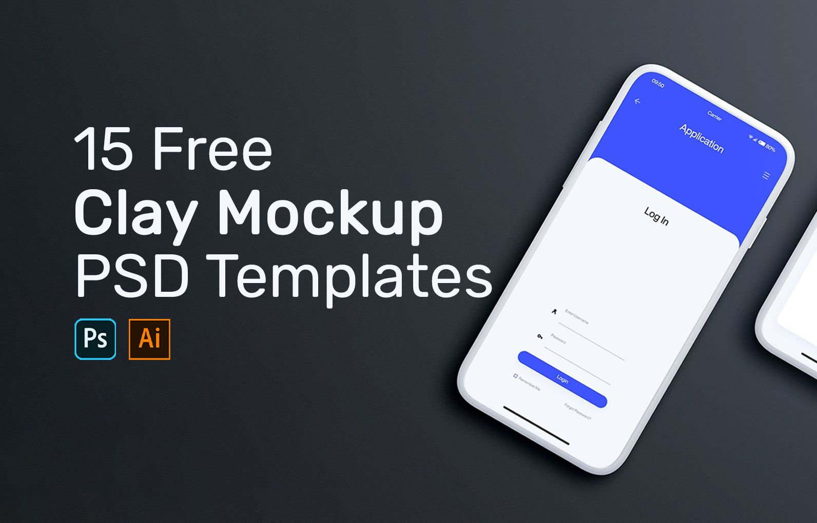 15 Free Clay Mockup Psd Templates Ai Included Psd Templates Mockup Psd Macbook Mockup Free
