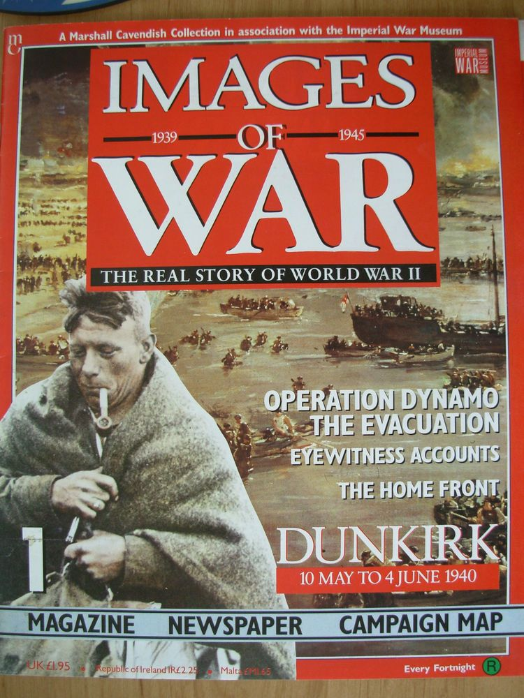 IMAGES OF WAR MAGAZINE No 1 WWII DUNKIRK EVACUATION OPERATION DYNAMO | eBay