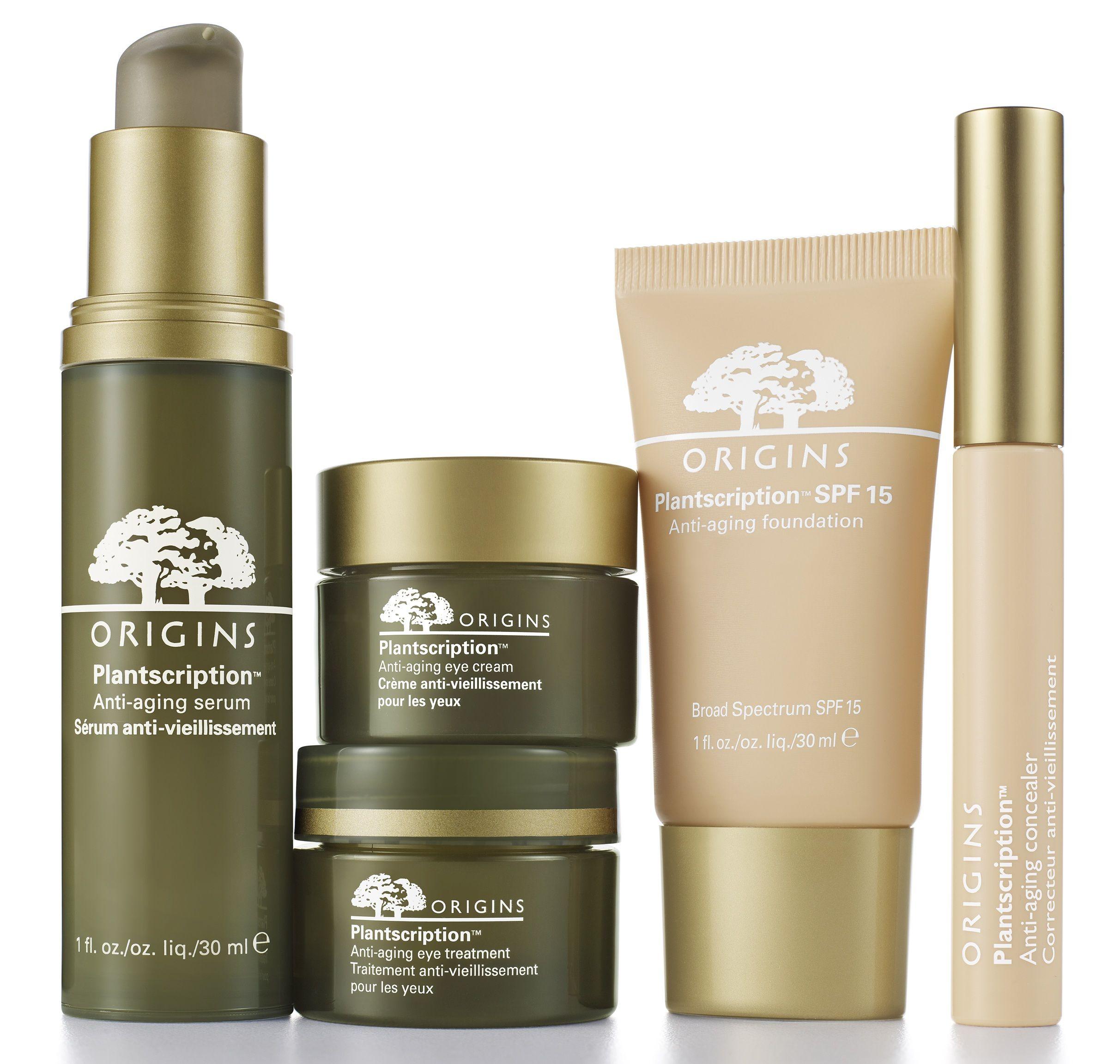 Origins products Origins plantscription, Beauty skin