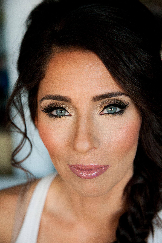 Bridal Makeup And Hair Mac Amberlights Patina Cinderfella Lilly