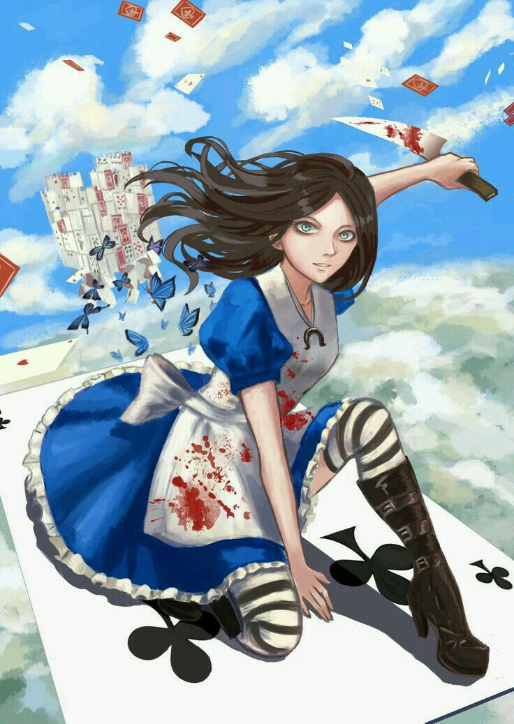 Alice Madness Returns Dark alice in wonderland, Alice