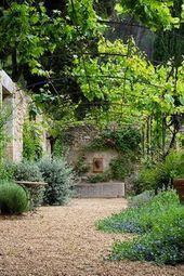 Modern Landscaping Mediterranean Garden Ideas - Onechitecture  16 Modern Landsca...