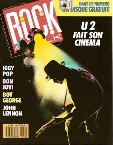 U2, Rock & Folk n° 258 (December 1988)  #u2newsactualitepinterest #u2newsactualite #bono #theedge #larrymullen #adamclayton #u2 #music #rock #rockandfolk  http://bruno.cornen.pagesperso-orange.fr/Rock%20U2.htm