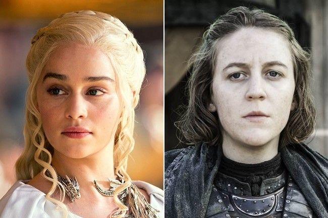 Game Of Thrones Lesbian Scenes
