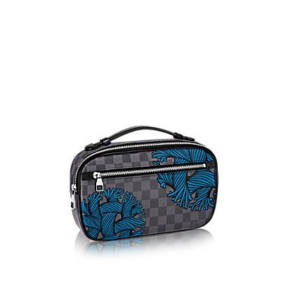 c73314bec Pochettes Colección Hombre   LOUIS VUITTON   Mens handbags   Louis ...