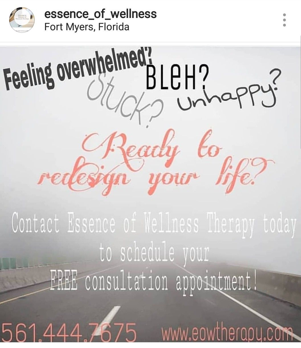 Pin By Essence Of Wellness Therapy Ll On Therapy