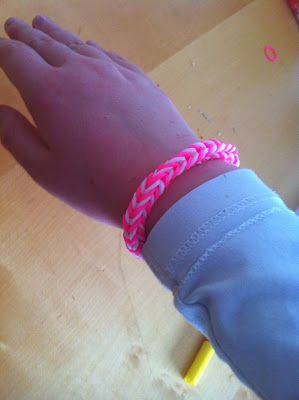 Wendy's Candies: Bracelets en élastiques