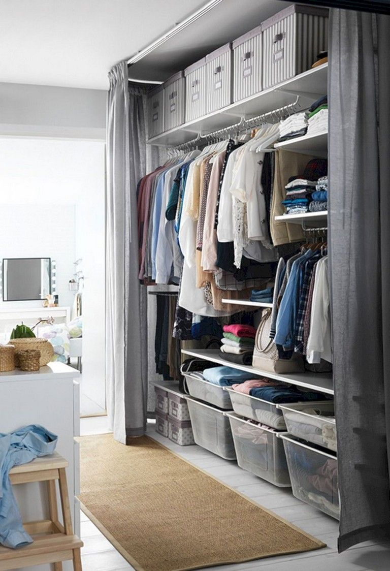 65 Clever Bed Storage For Small Space Ideas Ikea Bedroom