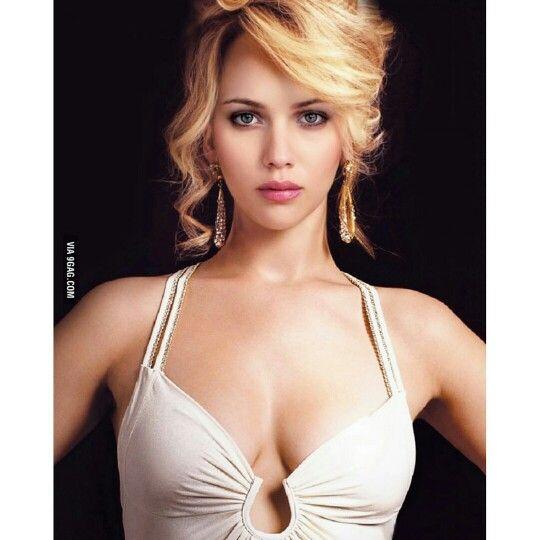 Scarlett Lawrence or Jennifer Johansson? #morphed #hotness #gorg