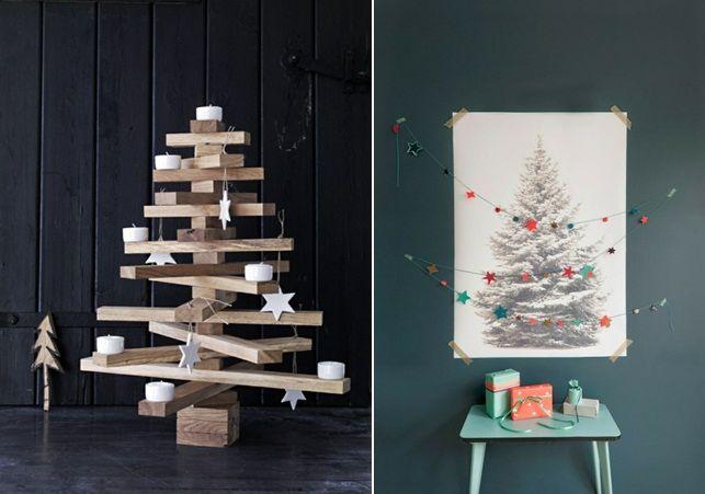 Moderner Weihnachtsbaum.Pin Auf Deko Allgemein