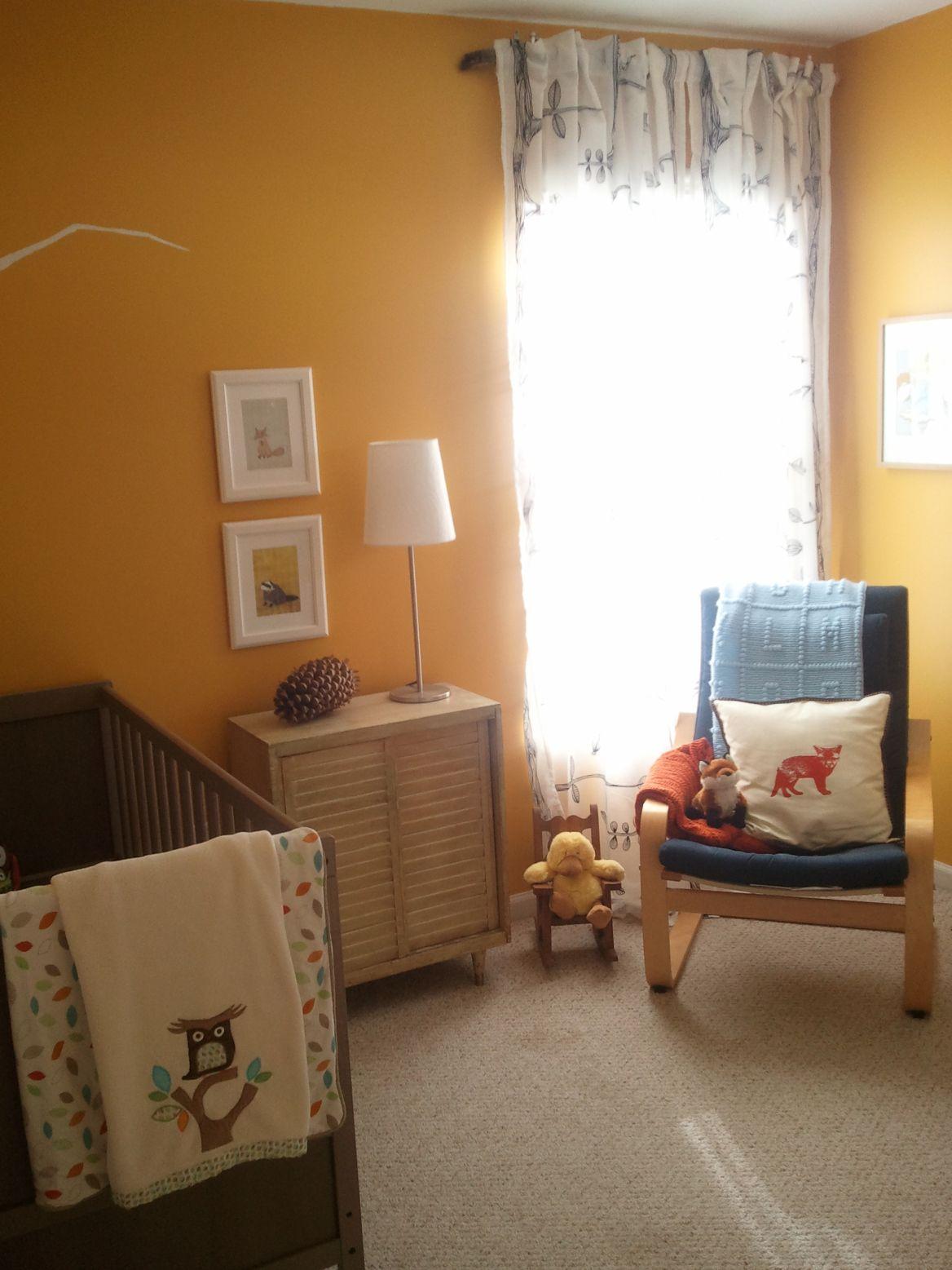 Wes Anderson Fantastic Mr Fox Nursery Do Similar But With Life Aquatic Interior Design Interior Home Decor
