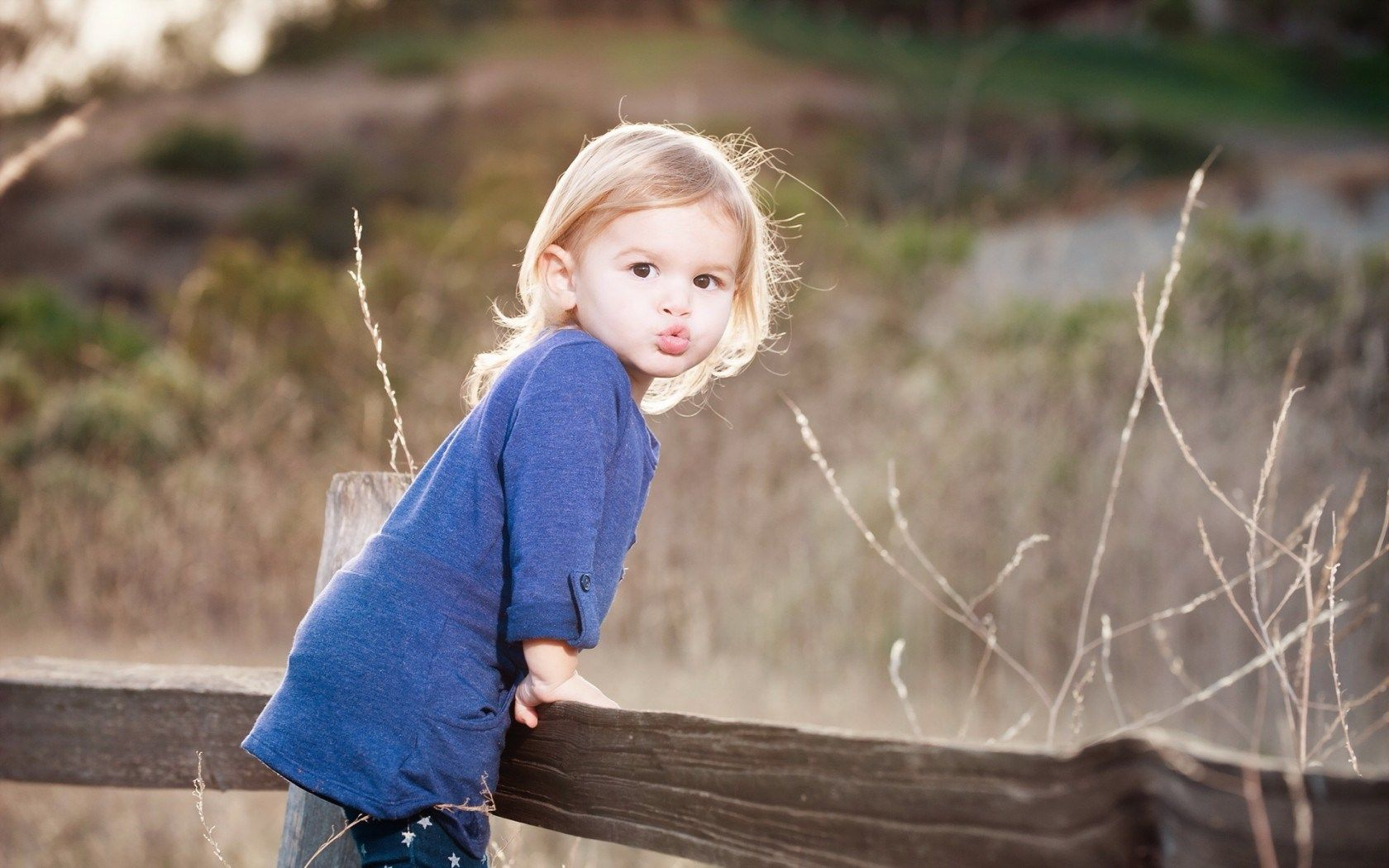 lovely blonde child fence mood | kids are precious | pinterest