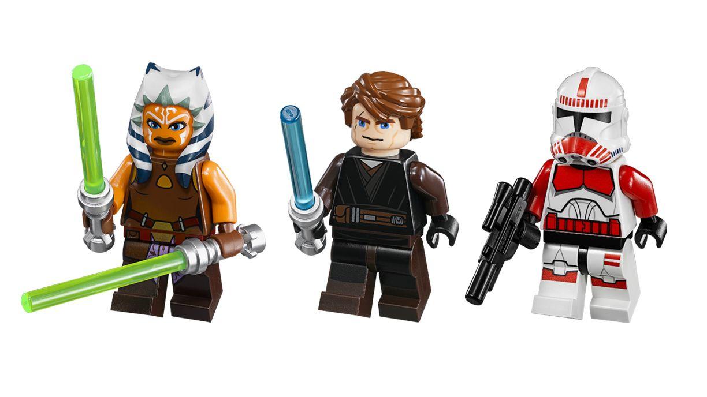 legocom star wars products - Lego Star Wars Vaisseau Clone