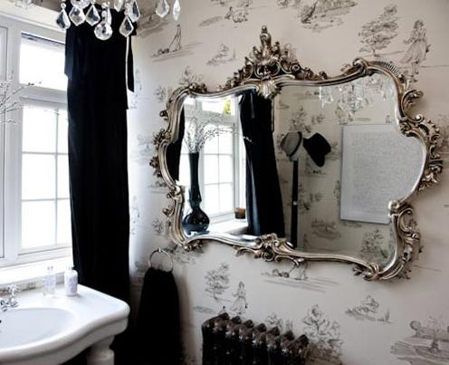 Vintage Inspired Bathroom Gorgeous Decor Bathroom