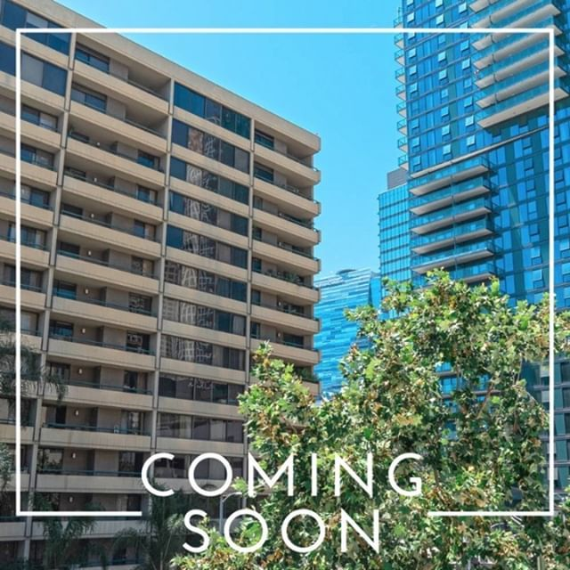 COMING SOON Brand New Listing Coming Soon In DTLA At The