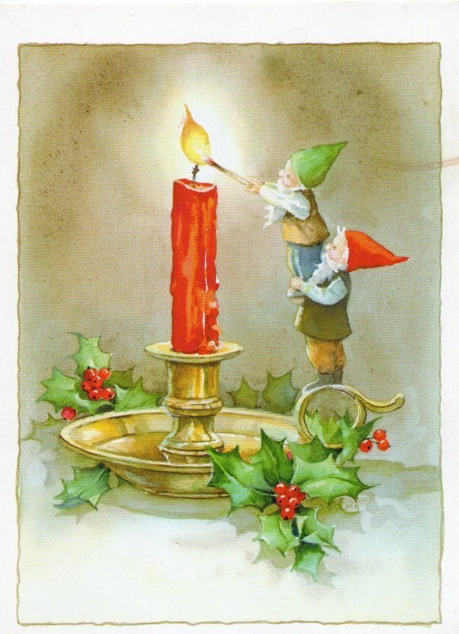 Christmas Card by Paper Magic Group | Vintage Christmas | Pinterest ...