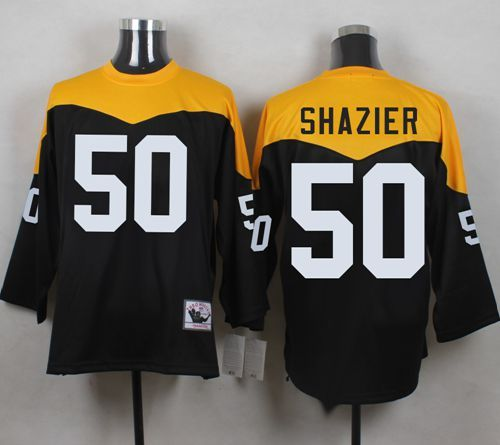 Mitchell And Ness 1967 Steelers #50 Ryan Shazier Black/Yelllow Throwback  Men's Stitched NFL · Nike NflJerseys NflCamiseta De Los Dallas CowboysAtuendo  ...
