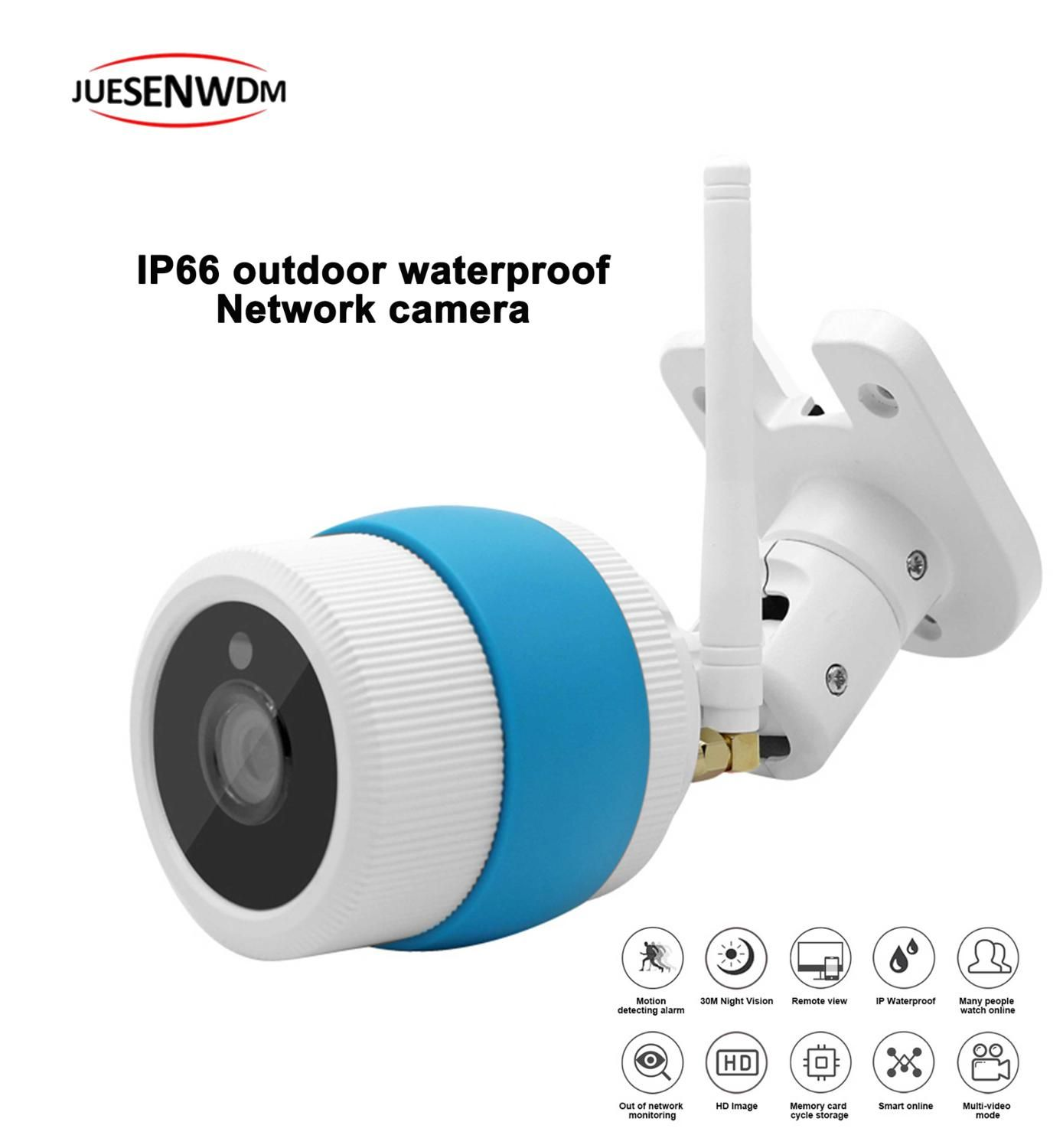 960p home security camera network monitoring wifi ip
