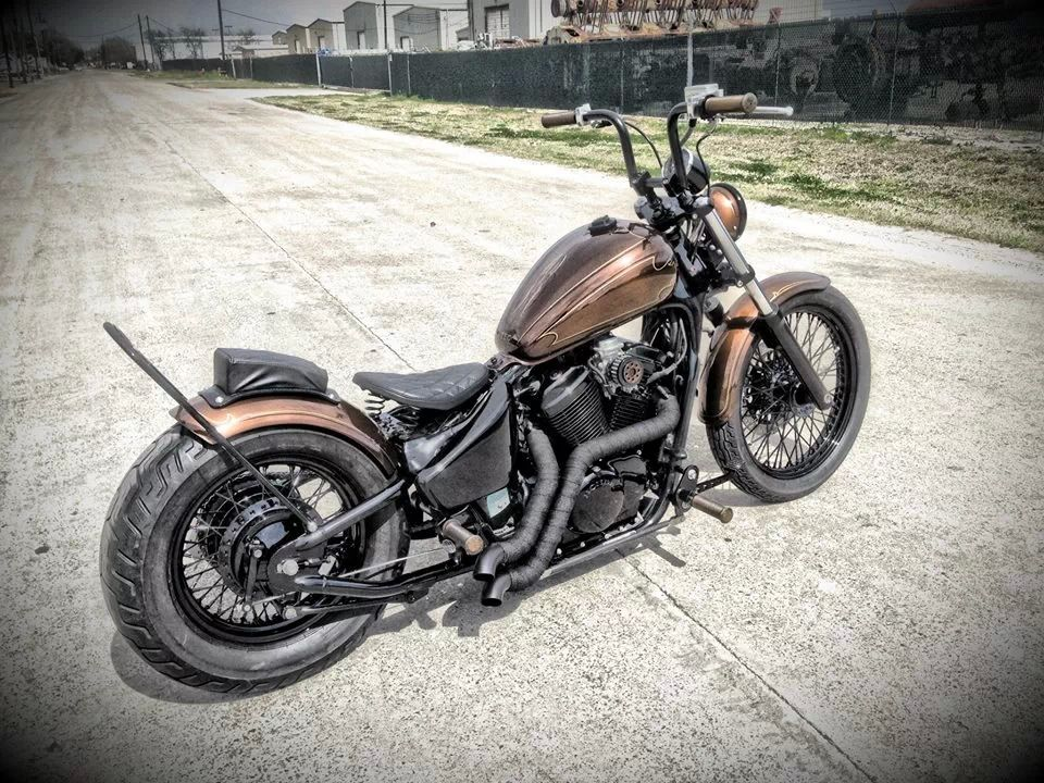 chopcult - lets see the honda shadow chops - Page 12 | Bobber / Cafe