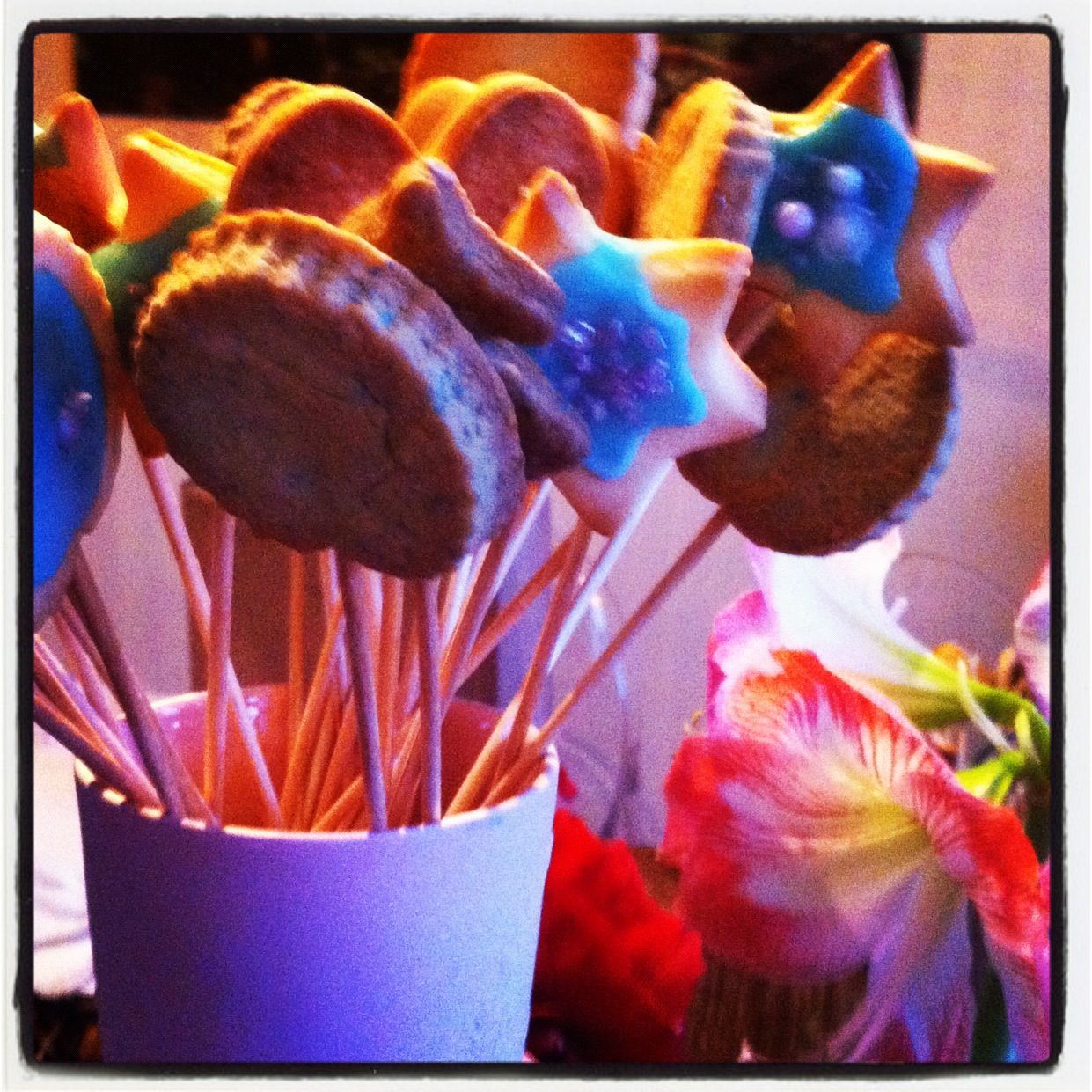 Cookies on a Stick, X-Mas 2011