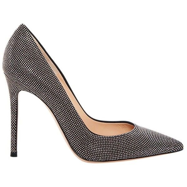 Silver pointy pumps Sergio Rossi Inexpensive Sale Online efWHbEw