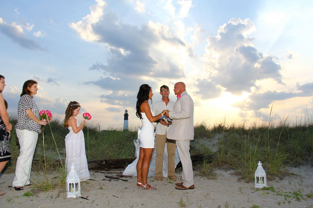 Outdoor Wedding Fire Island Lighthouse Google Search
