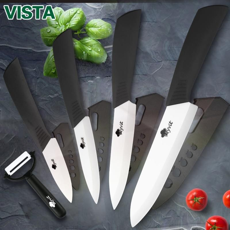 Ceramic Knives Kitchen Knives 3 4 5 6 Inch Chef Knife Cook Set Peeler Winbuyara Con Imagenes Cuchillos De Cocina Cuchillo Ceramico Cuchillos De Chef