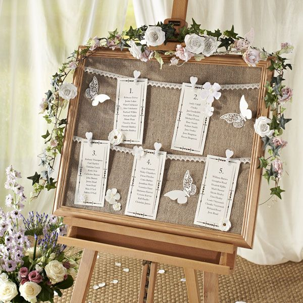 Make Your Wedding Charmingly Rustic With This Gorgeous Vintage Table Chart The Perfect Balance Between Functionality And Decor