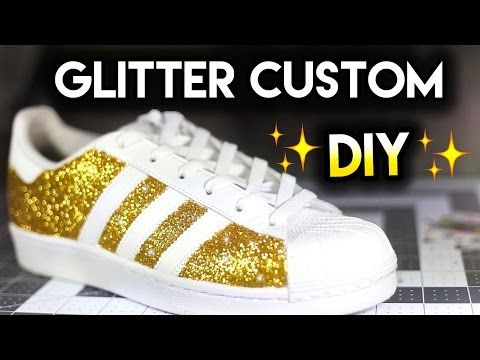 fcc0acac8363 (8) How To  Double Sparkle Non Shedding Glitter Shoes