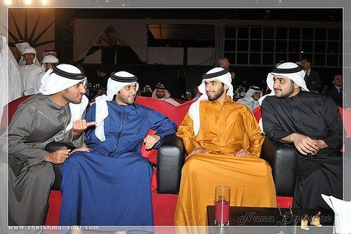 Maktoum Mansoor And Rrr Emiratos Arabes Emiratos Emiratos Arabes Unidos