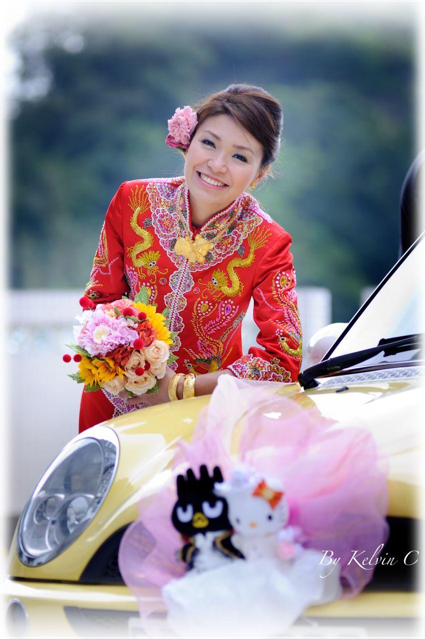 China Leaves Lace Bridal Gown V-Neckbeaded Wedding Dress ...  Chinese Wedding Dresses 2012