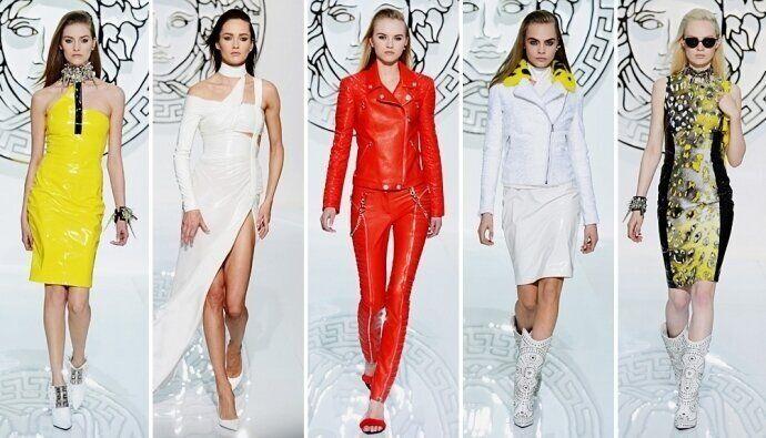 Versace #MFW #aw13