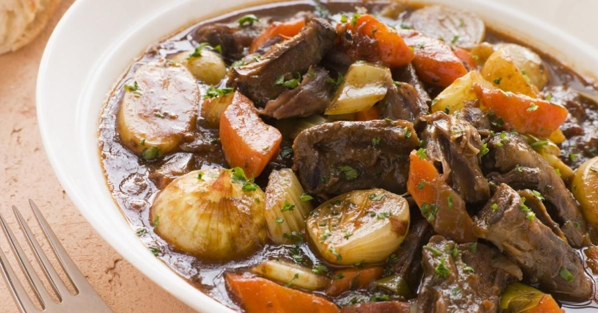 Comment cuisiner une excellent rago t de boeuf la - Comment cuisiner des boulettes de boeuf ...