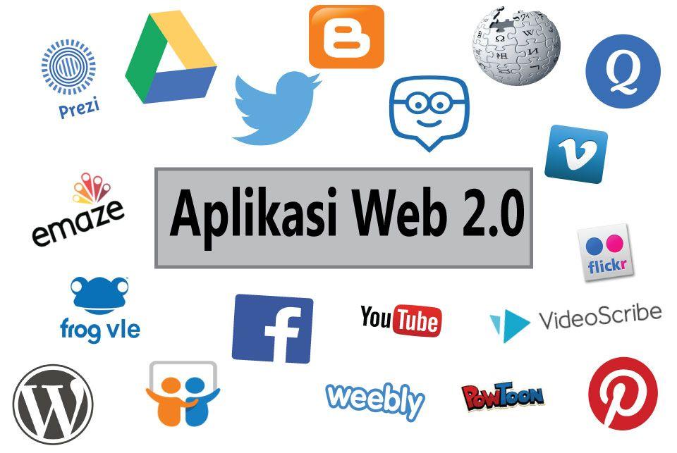 Pin On Aplikasi Web 2 0