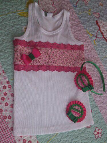camisetas niñas decoradas - Buscar con Google