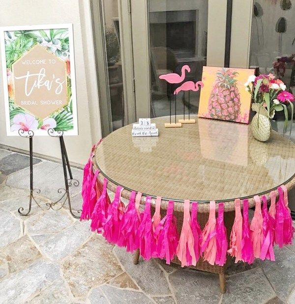 f60d504d0ba0 How to Plan a Tropical Themed Bridal Shower!