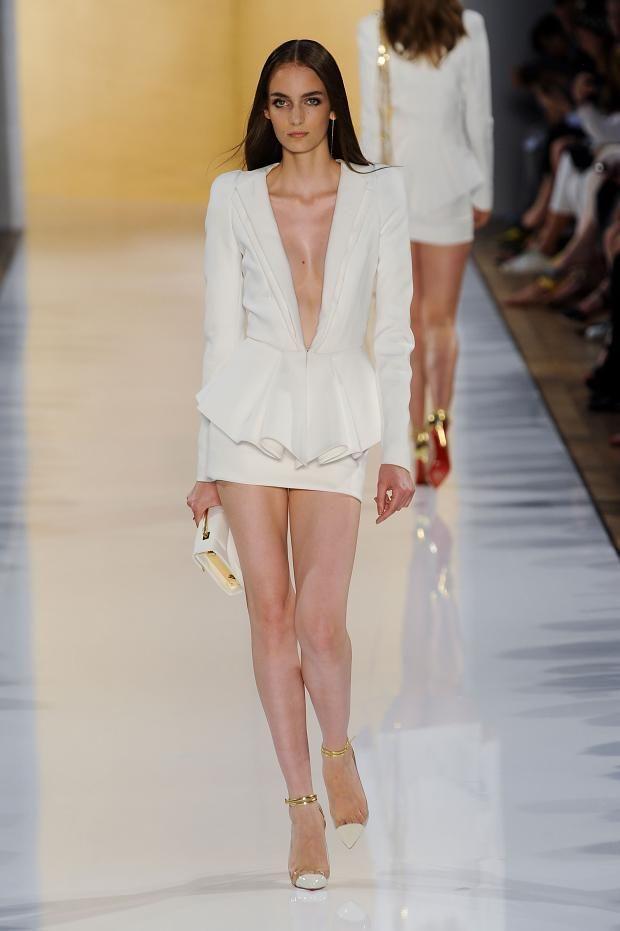 alexandre vauthier haute couture a/w 2012