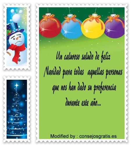 Frases bonitas para enviar en navidad a empleados carta - Videos de navidad para enviar ...