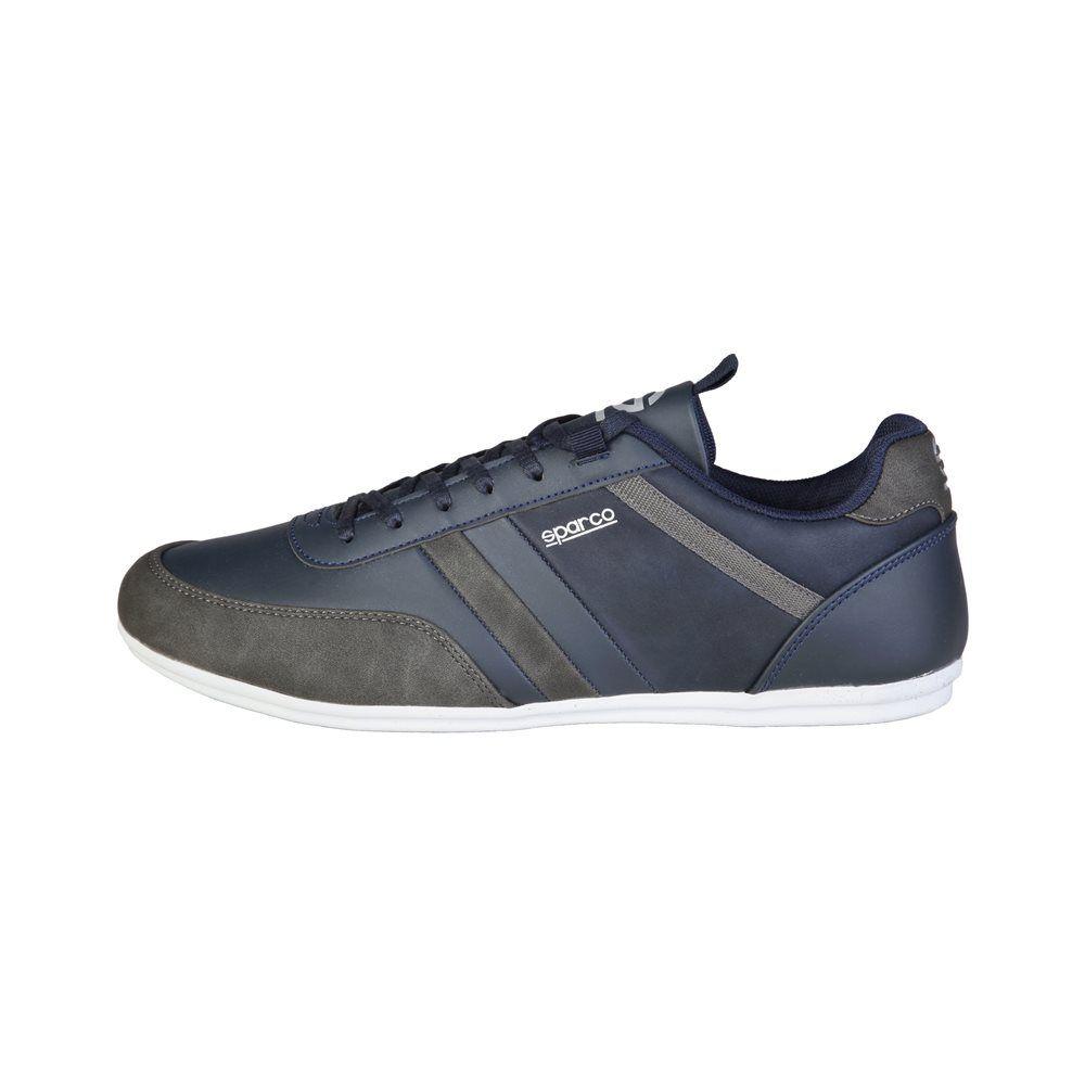 Zapatos negros con cordones Sparco para hombre ibwt4p7L