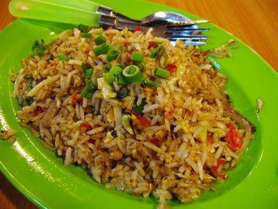 Salted Fish Fried Rice Fish Fried Rice Recipe Fried Rice Fried Fish