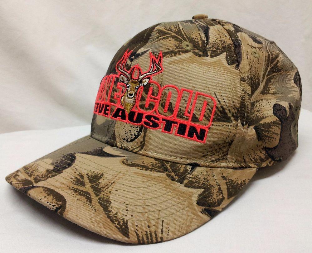 StoneCold  SteveAustin WWE  Wrestling  Camo  Buck  Deer Snapback  Adjustable  Hat  Cap  WWE  BaseballCap 672d2fdbae5
