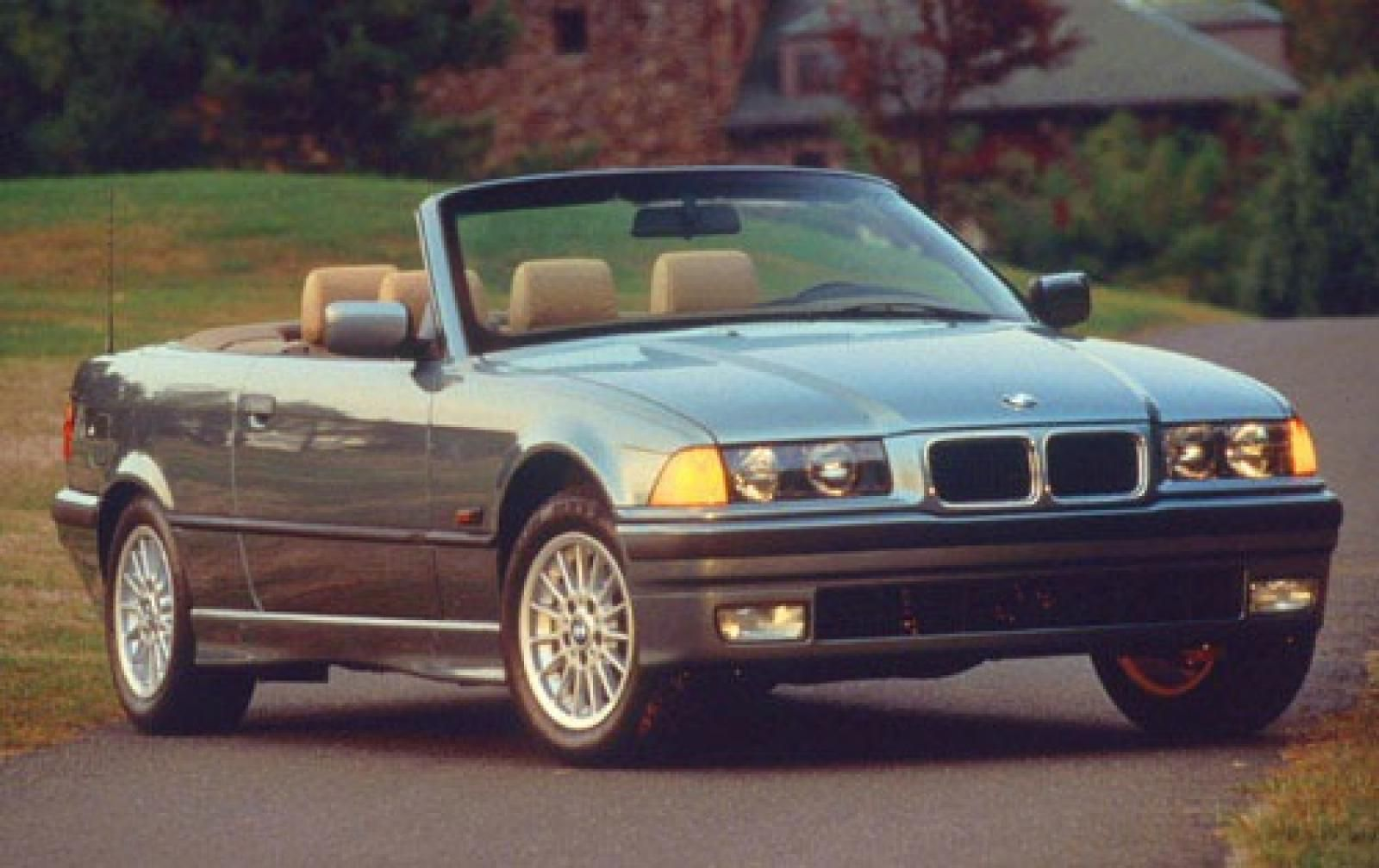 1996 Bmw 3 Series Information And Photos Zombiedrive Best Cars