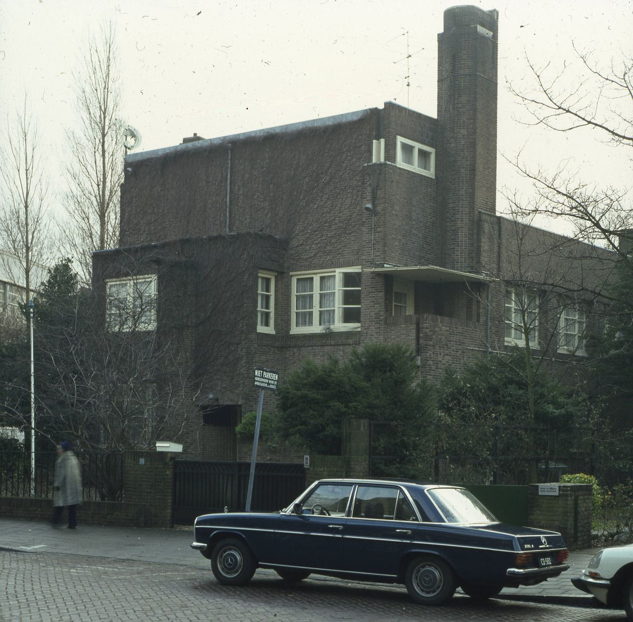 Villa Sevenstijn (192122) in The Hague, the Netherlands