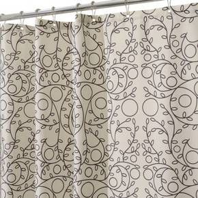 Interdesign Twigz Shower Curtain Target Brown Shower Curtain