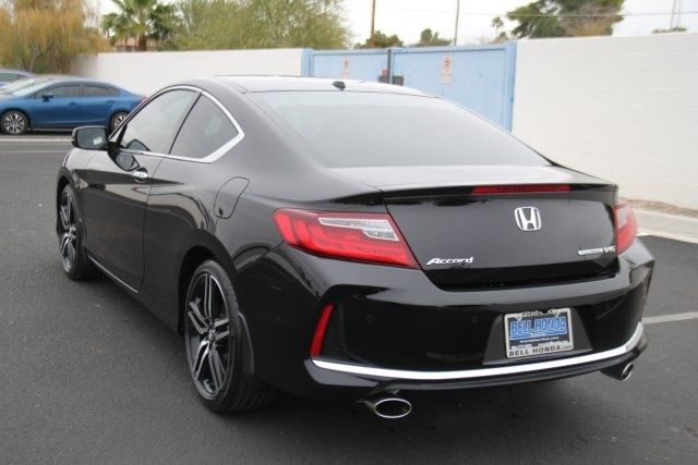 Honda Coupe For Sale >> New 2017 Honda Accord Touring V6 For Sale In Phoenix Az