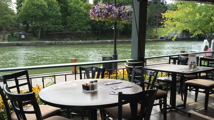 The 12 Best Spots For Waterfront Dining In Rochester Seize