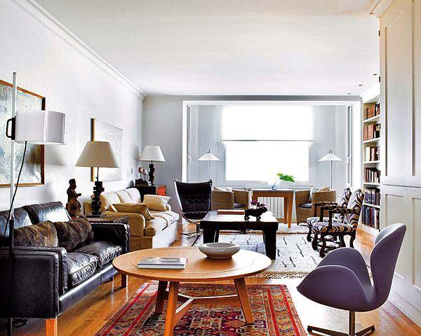 Living Room By Fran Ugarte Via Nuevo Estilo