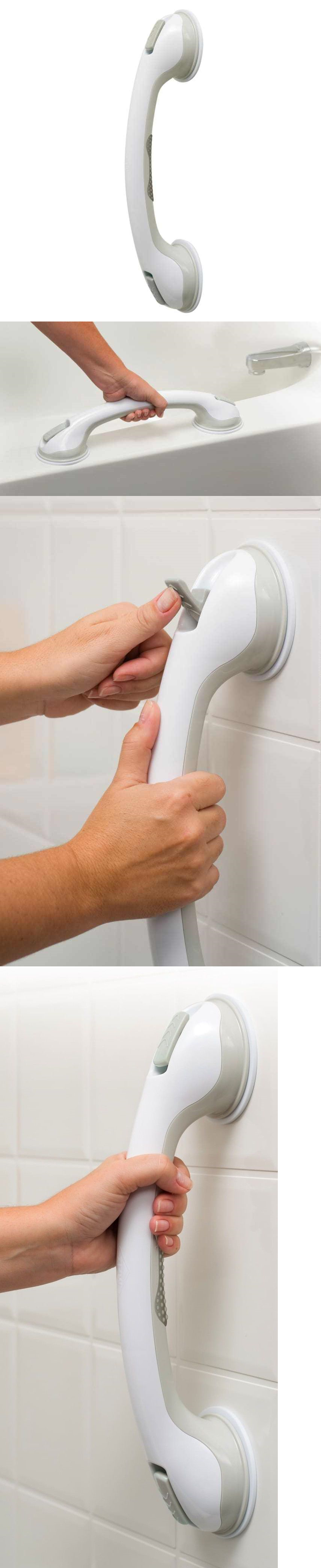 Handles and rails handicap grab bars suction cup shower aids for